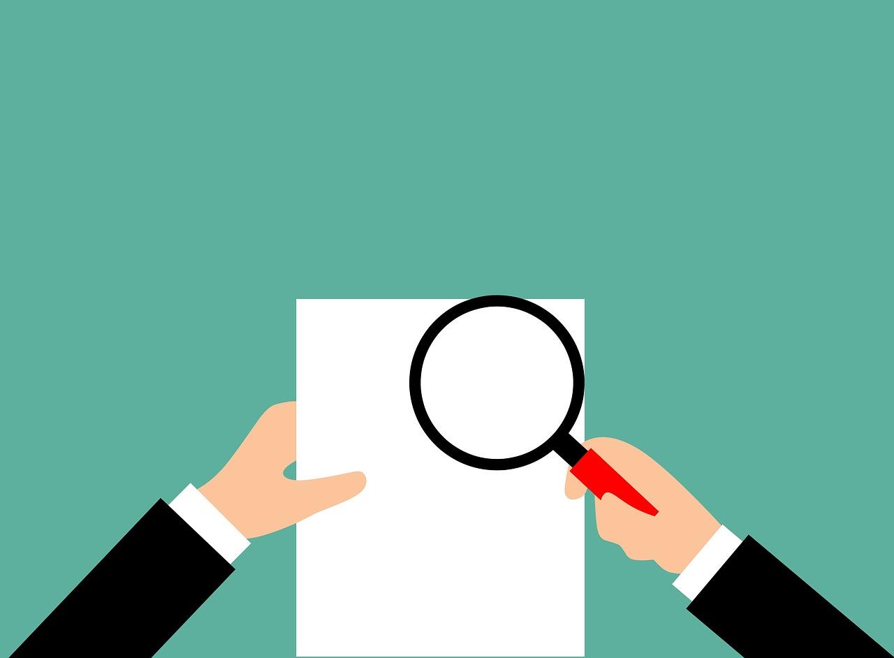 書類の整理が一番の税務調査対策です!