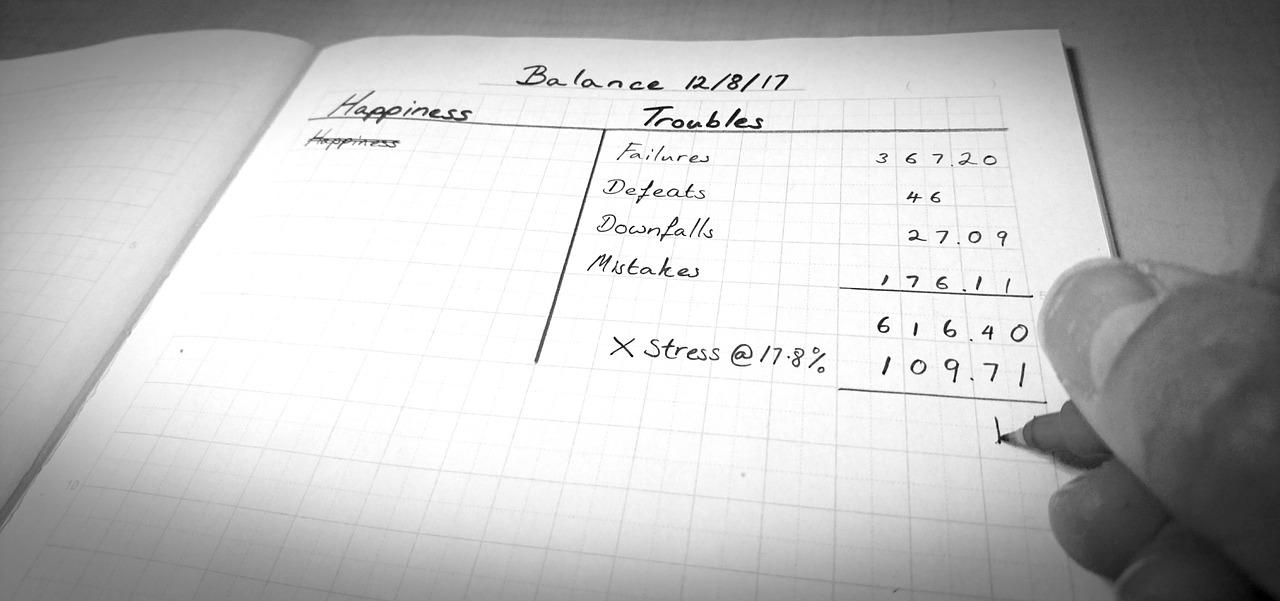 貸借対照表の見方。会社の財政状態を確認しましょう!
